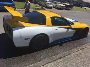 C5 Corvette