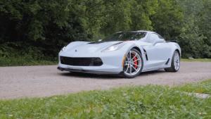 2019 Corvette Grand Sport options