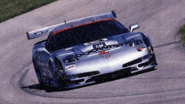 C5-R Corvette