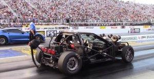 Leroy Corvette Staging
