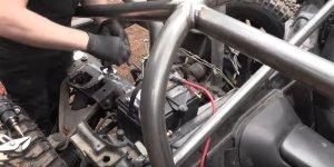 Corvette Battery Box