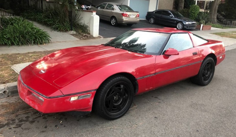 Cheapest Running Corvette For Sale in United States Corvetteforum.com
