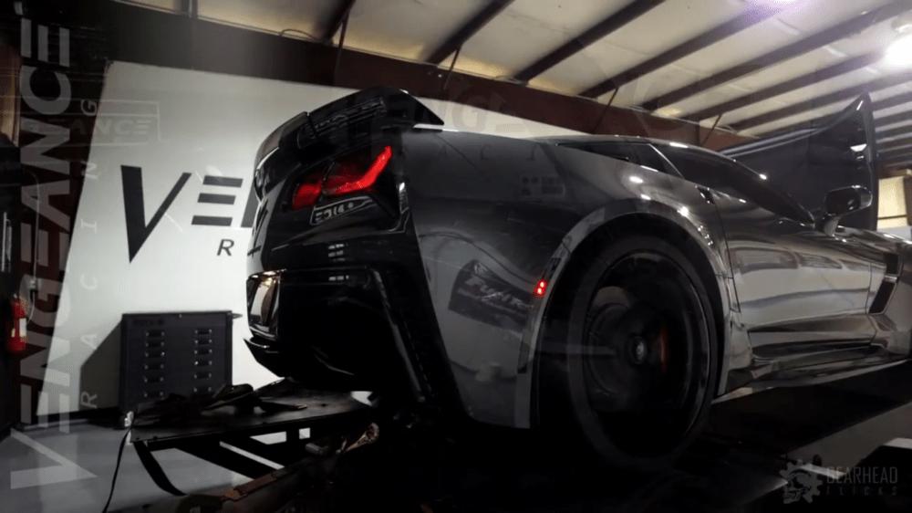 Vengeance Racing Grand Sport