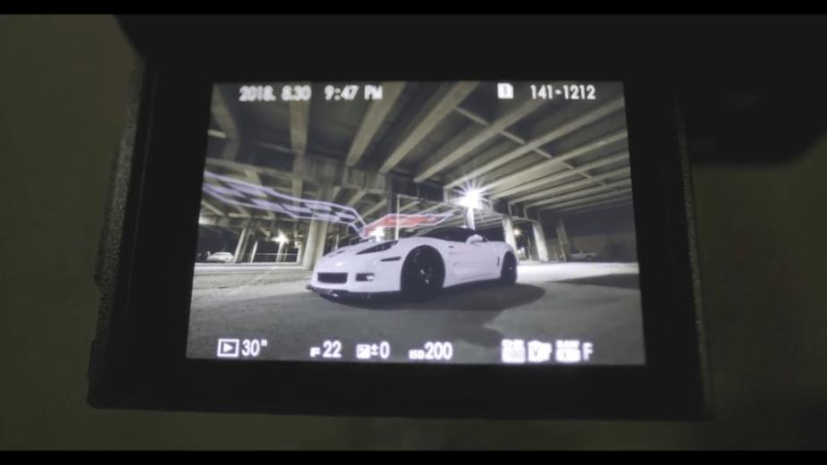 C6 ZR1 Behind the Scenes