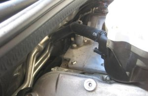 Corvettye LS2 FAST Install Rear