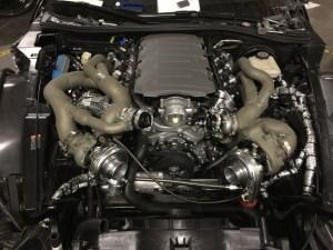 Turbo Corvette