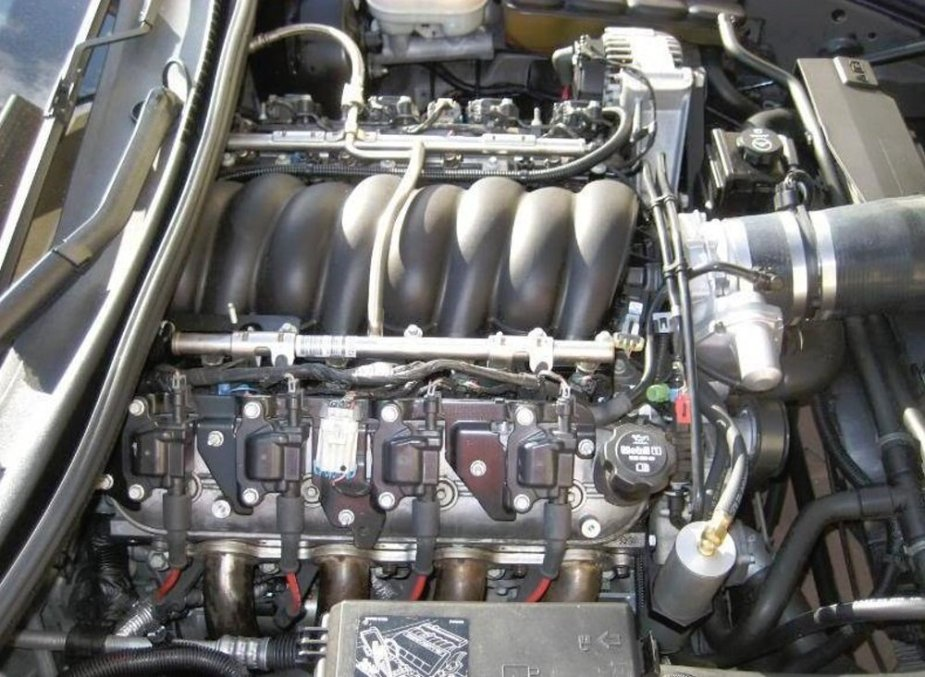 C6 Corvette Headers Done