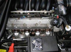 C6 Corvette Manifold Removal