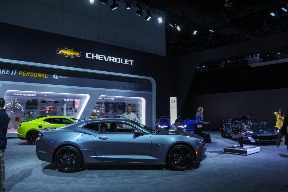 Chevrolet Camaro Chevrolet Accessories Corvetteforum