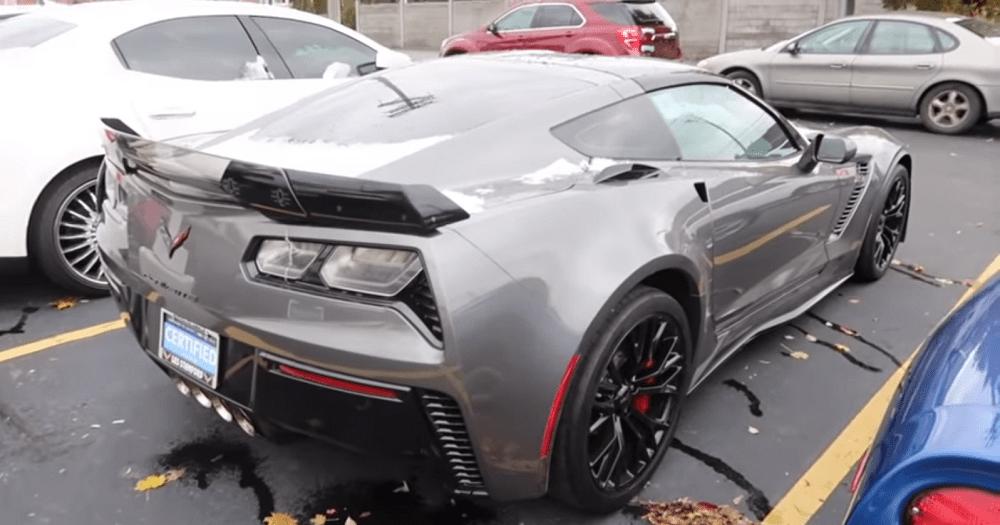 Corvetteforum Com Dodge Challenger Srt Hellcat Owner Wants A C7 Corvette Z06