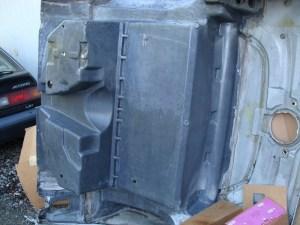 Chemical Strip Paint Prep DIy Paint Job Corvette Fiberglass