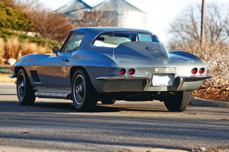 1967 Corvette L71 Rear