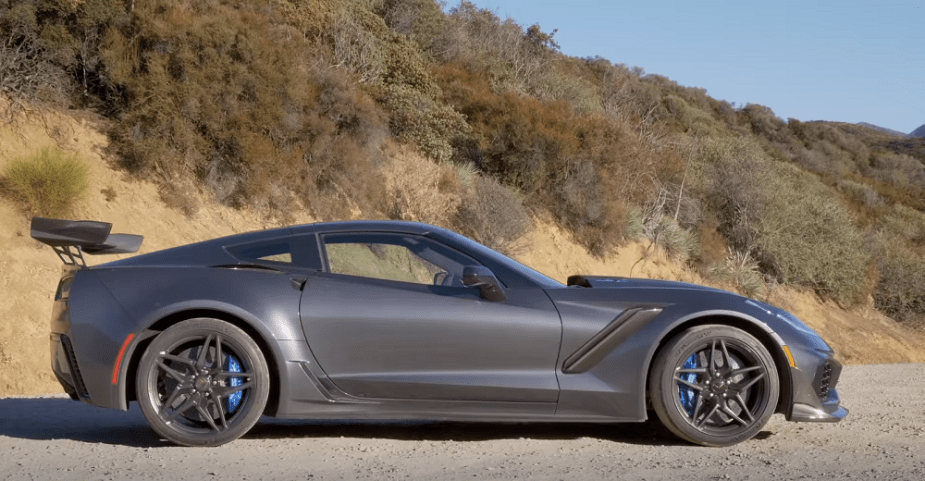 corvetteforum.com Everyday Driver Tests the 2019 Corvette ZR1