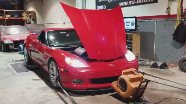 Corvetteforum C6 Corvette Z06 LS7 Dyno