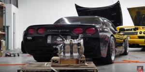 Rob Dahm Rotary Engine Swap C5 Corvette Z06