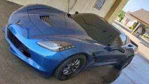 Laguna Blue C7 Corvette 1000 Horsepower for Sale
