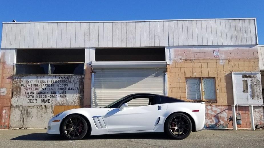 C6 Corvette Grand Sport Supercharged for Sale