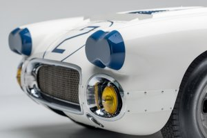 1960 LeMans Corvette Nose Side