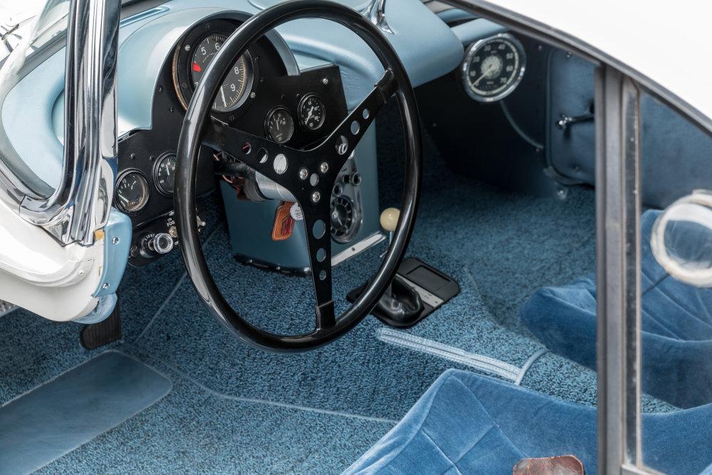 1960 LeMans Corvette Dash