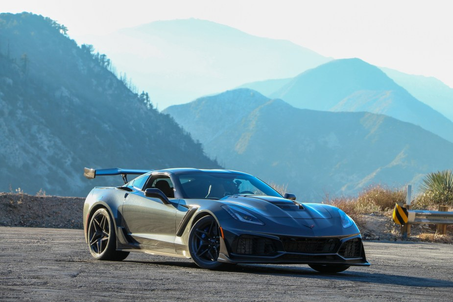 2019 Corvette Zr1 Drive Review 755 Horsepower Of American