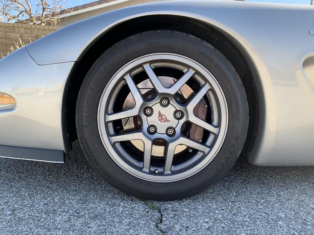 C5 Corvette Z06 for sale