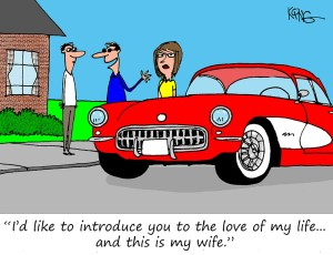 Corvette Forum's Friday Funnies - Jerry King - 1000