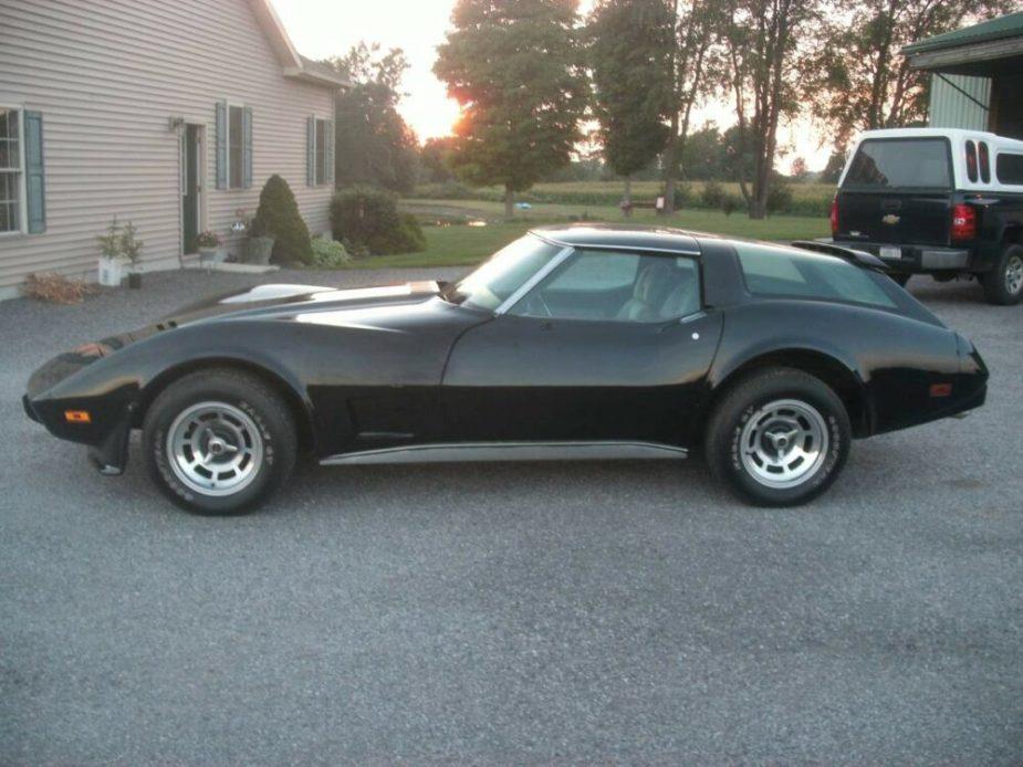 C3 Corvette Sportwagon