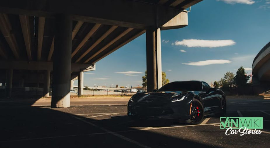 Cannonball Run C7 Corvette