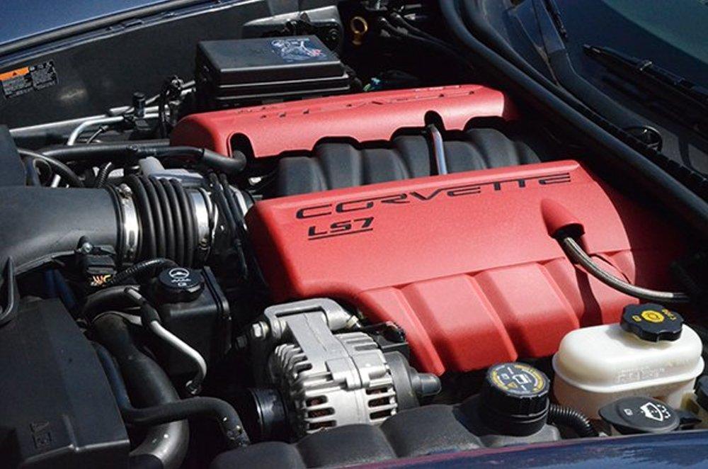 2011 Corvette Z06 Carbon Edition