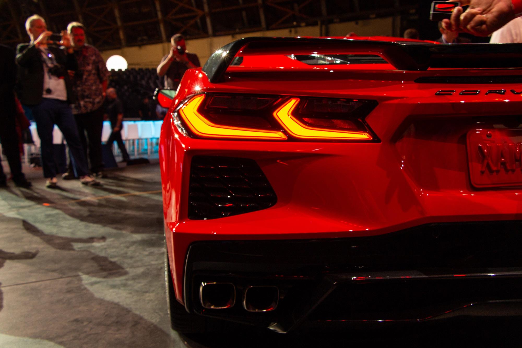 2020 C8 Corvette Exterior Colors Lights Stingray - CorvetteForum