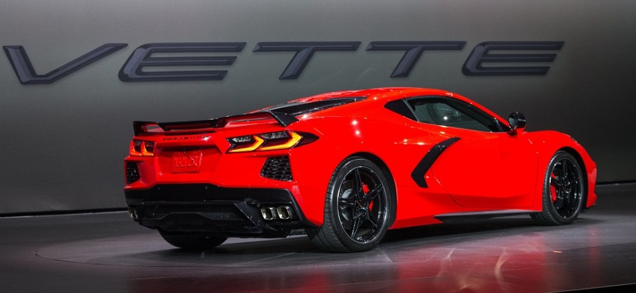 The 2020 Chevrolet Corvette May Already Be Sold Out
