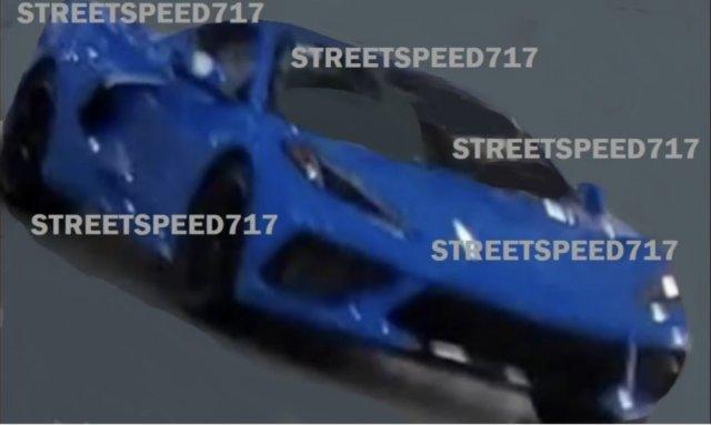 C8 Corvette Leaked