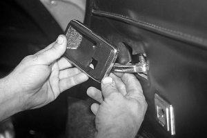 19781982 Corvette Power Door Lock Repair   Corvette Magazine
