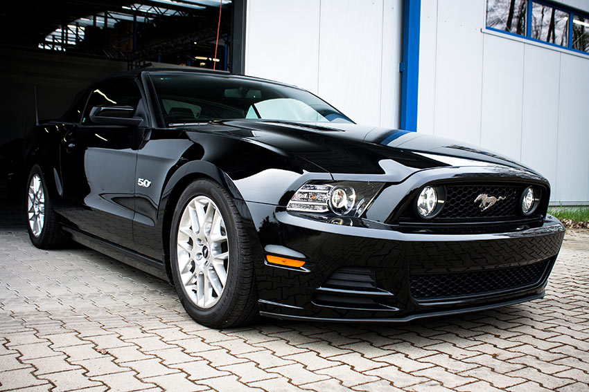 Ford Mustang GT California Special Top US Import Hndler