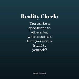 Reality Check_