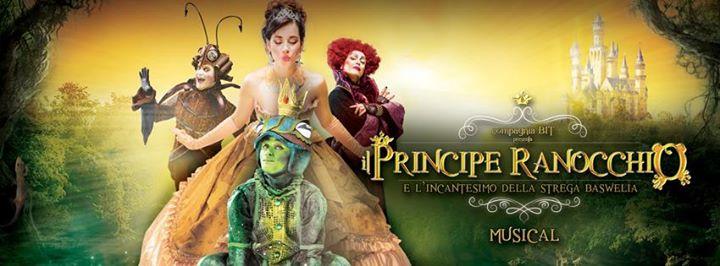 Il Principe Ranocchio – Teatro Nuovo
