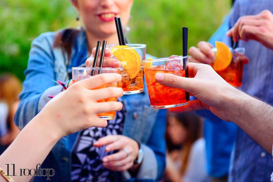 OPEN Spritz PARTY in Terrazza | CFM