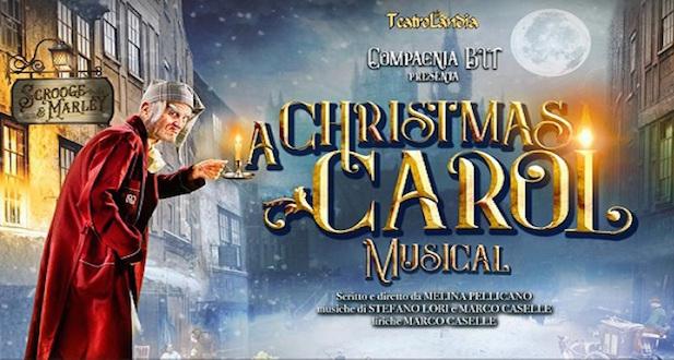 A Christmas Carol – Il Musical