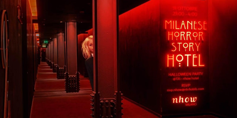 CFM | Halloween Hotel Nhow Horror Story
