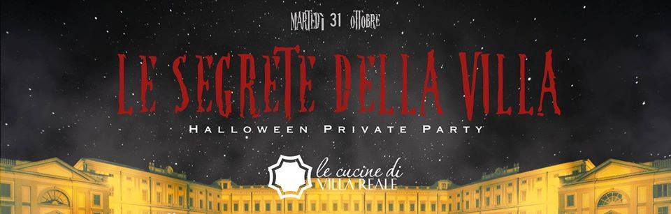 CFM / Halloween Private Party in Villa Reale di Monza!