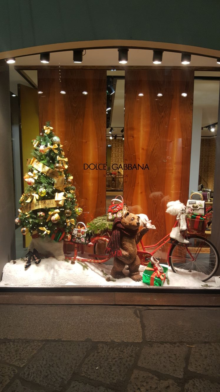 Vetrine Di Natale.Le Vetrine Di Natale Piu Belle Cosa Fare A Milano