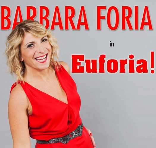 Barbara Foria in EU…FORIA