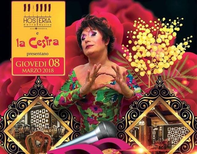 Cabaret & Drag Queen Show Milano