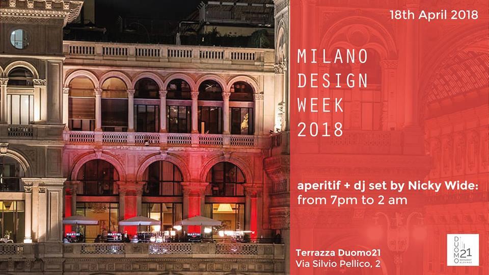 Fuorisalone 2018 – Terrazza Duomo21