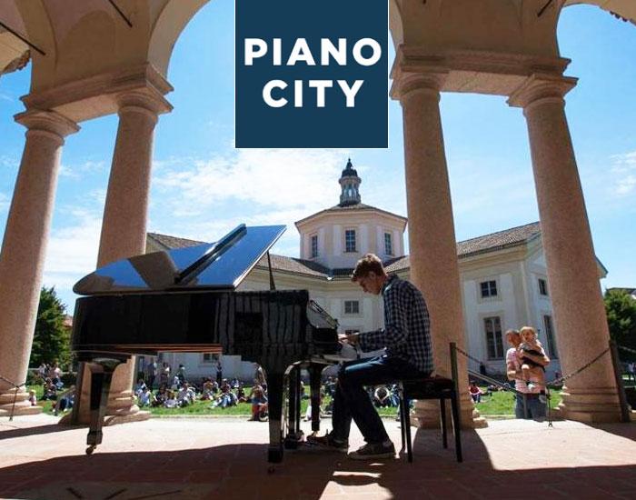 PIANO CITY 2018: 470 concerti e oltre 50 ore di musica.
