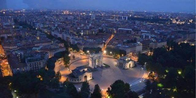 Salita Torre Branca & Degustazioni By Night