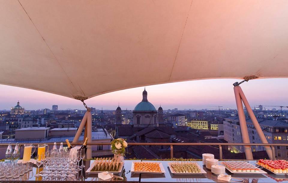 Terrazza Hotel dei Cavalieri | Cocktail Party & DJ SET