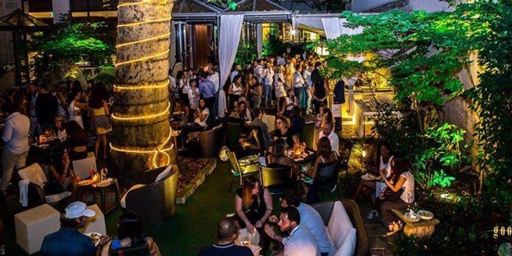 Garden Cocktail Party con Dj set- Hotel Manin Milano