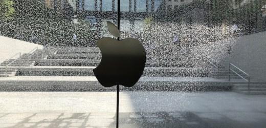 Inaugurazione Apple Piazza Liberty 26 luglio