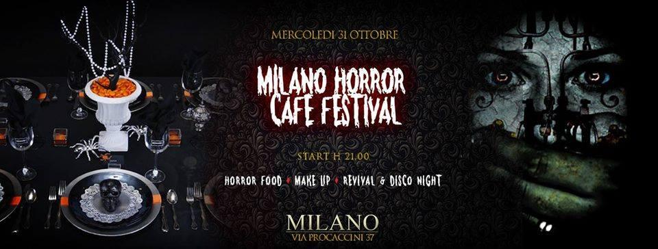 CFM / Milano Cafe – Horror Festival